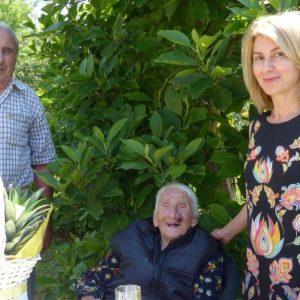 Баба Неда Христова – една габровка на 100 години