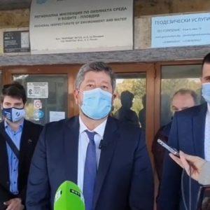 Биоцентралата в село Труд не е спирала да работи въпреки твърденията на екоминистерството
