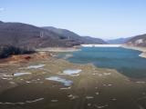 """Видео: Вода за Ботевград? Язовир """"Бебреш"""" от въздуха"""