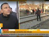 Дряновци искат жп прелез на пътя между Дряново и Трявна (ВИДЕО)