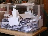 Експертизата доказа, че в с. Бозвелийско наистина са гласували с изчезващо мастило