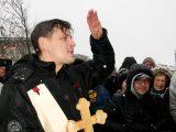 Йордан Белев хвана кръста на Йордановден за втори път
