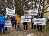 Мадара се вдигна на протест с искане за собствен бюджет