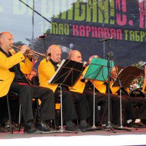"""Оркестър """"Габрово"""" с концерт на площада"""