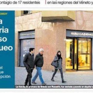 Прокуратурата е отказала да образува дело за къщата в Барселона
