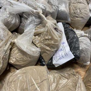 Хероин за над 30 млн. лв. е задържан във Варна (обновена)