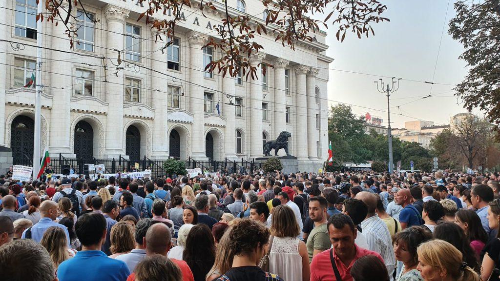 """Марш за право и свобода организират днес от """"Правосъдие за всеки"""""""