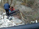 Двама души са арестувани заради замърсяването на реките Юговска и Чая
