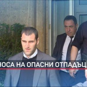 Зам.-министърът на екологията Красимир Живков остава в ареста