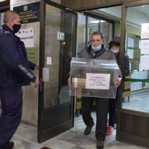 Как бяха похарчени над 2 млн. лв. за противоепидемичните мерки на изборите